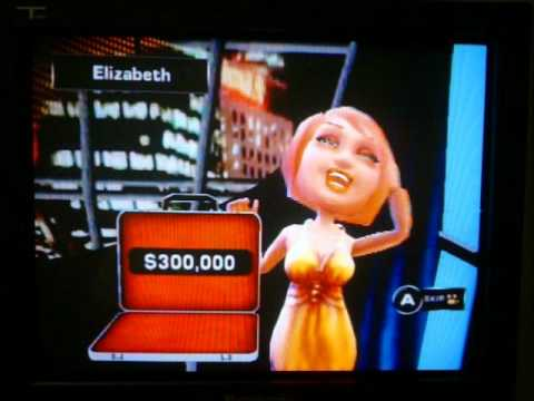 Deal or No Deal Nintendo Wii Double Dollar Game with ...