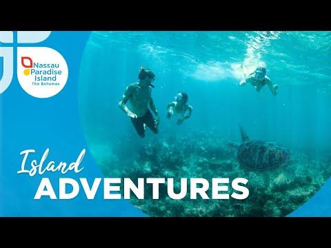 Nassau Paradise Island | Island Adventures