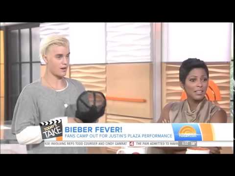 Justin Bieber Today Show Interview   September 10, 2015   YouTube