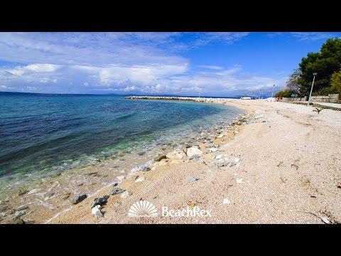 beach Sv  Martin, Podstrana, Croatia