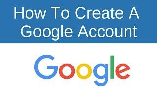 Wie Ein Google-Konto Erstellen