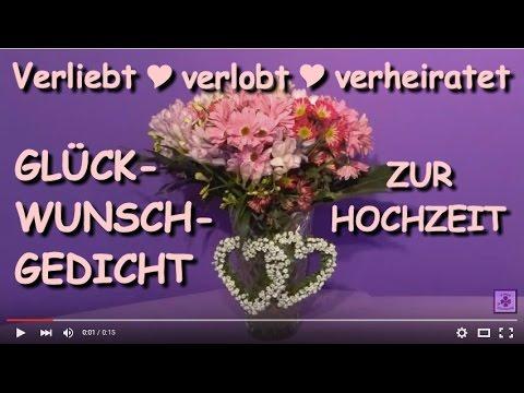 Fg144 Gedicht Herzlichen Gluckwunsch Zur Hochzeit