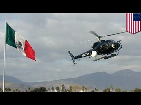 Border incursion: Mexican military helicopter fired at U.S. agents in Arizona