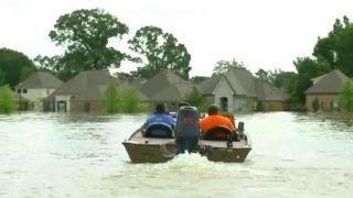 Louisiana flooding's unsung heroes