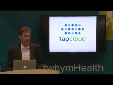 HIMSS 2015 Mobile Health Knowledge Center: TapCloud
