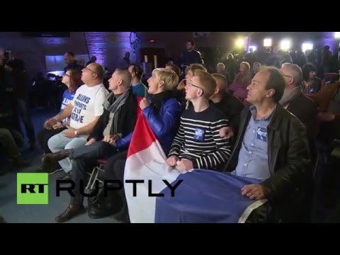 France: Marine Le Pen's Front National leads first round of regional elections
