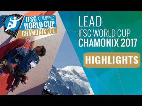 IFSC Chamonix Highlights