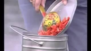 Уха с помидорами