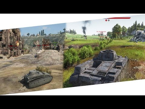 рэп батл world of tanks против war thunder