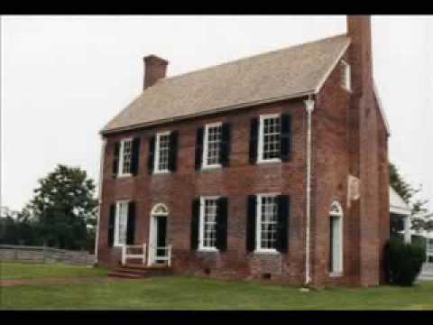 Travelogue - Appomattox Courthouse