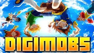 Minecraft - Digimobs - Resposta do criador sobre os bugs