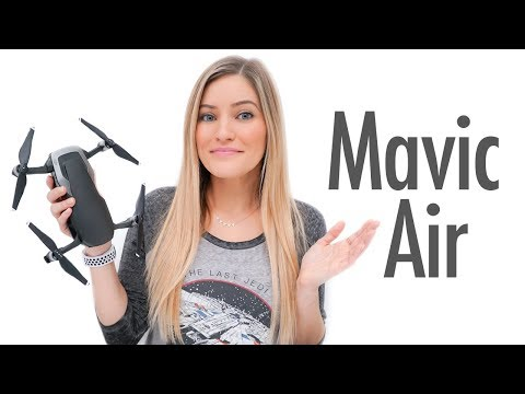 Download Youtube: DJI Mavic Air Unboxing and Review!