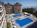 2 bed sea view apartment for sale in Bendita Mare Golden Sands Bulgaria