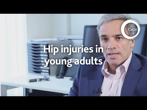 Hip injuries in young adults: Circle Reading orthopaedic surgeon Tony Andrade reveals all