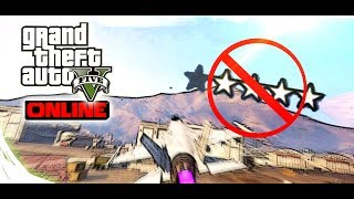GTA V Online - Como entrar a la Base Militar sin Estrellas! (Buen Metodo)