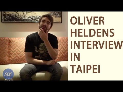Oliver Heldens Interview by OOC獨家專訪 百大DJ第12名 Future House傳奇
