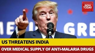 If India Doesn't Release Anti-Malaria Drug, There Will Be Retaliation, Says Donald Trump