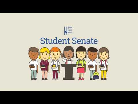 What Is The HDSB Student Senate?