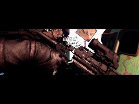 Мод Mk14 EBR слияние анимаций для Fallout 4