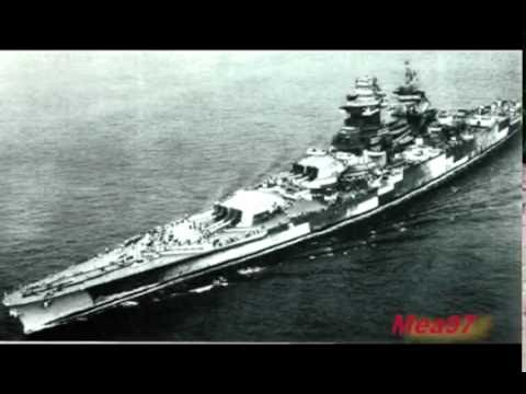 Best Warship WWII  [Iowa,Yamato,South Dakota,Bismarck,King George V,Richelieu,Vittorio Veneto]