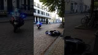 Ongeluk Bosschstraat Maastricht
