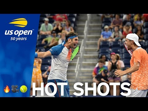Doubles Hot Shot Alert: Radu Albot & Malek Jaziri