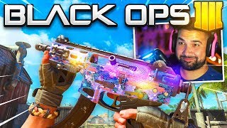 The New SMG Gameplay in Black Ops 4..