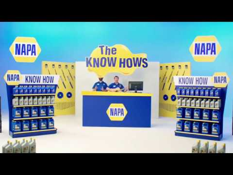 The KNOW HOWS :90 Version | NAPA
