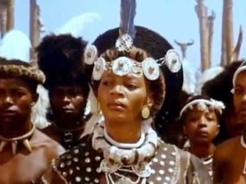 Reines et Héroïnes d'Afrique raconte, Nandi de Zululand