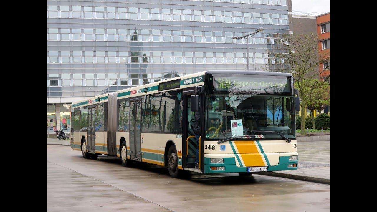 Sound Bus MAN NG 313 WIT TE 99 Of Schiwy GmbH Co KG Hattingen Ruhr