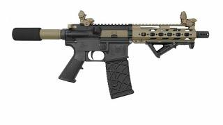 10 Reasons for AR Pistols