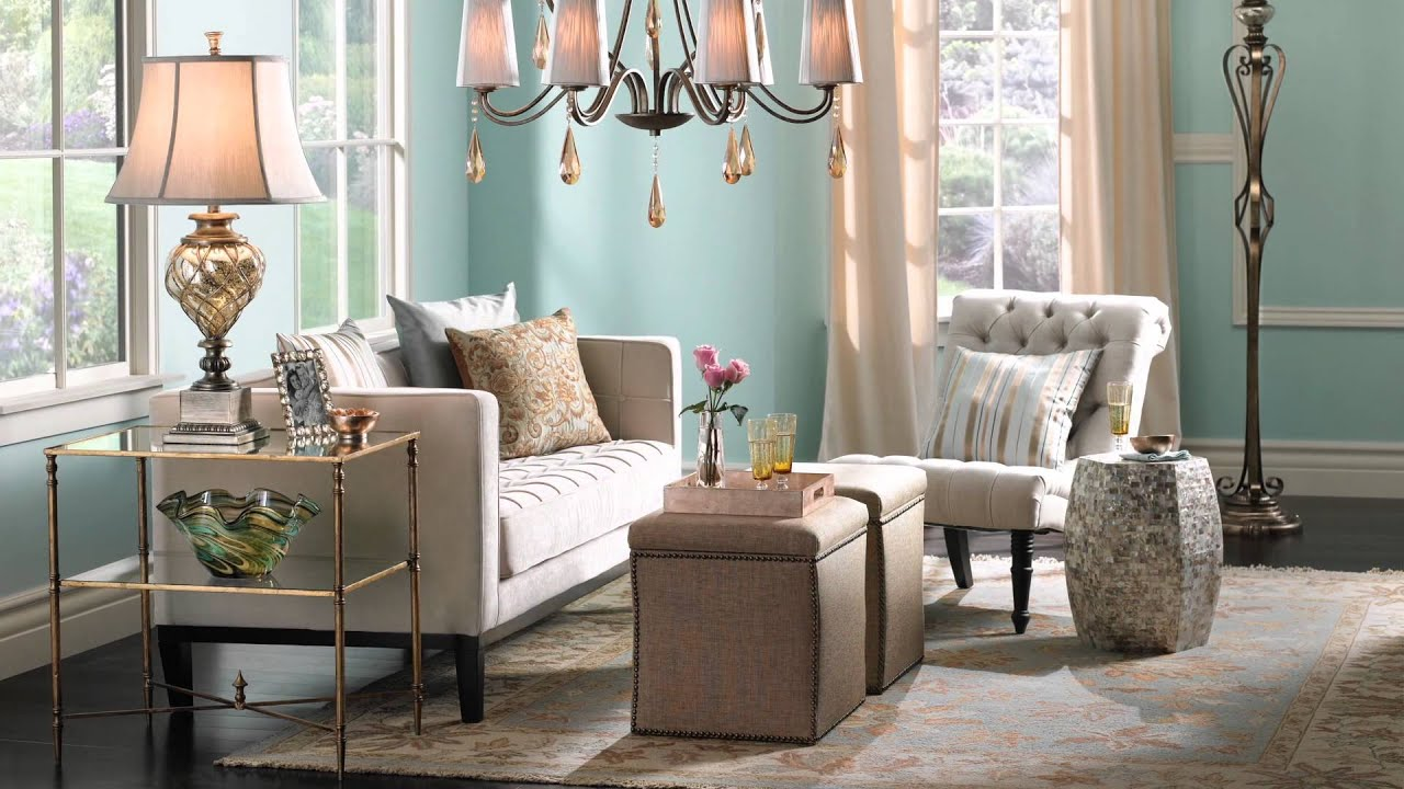 Area Rug Placement And Sizes Design Tips For Small To Large Spaces Lamps Plus Youtube