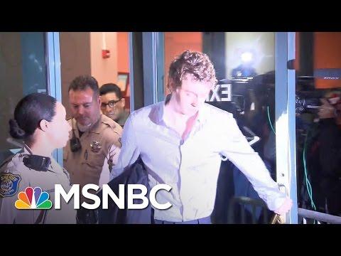 Former Stanford Swimmer Brock Turner Released From Prison   MSNBC
