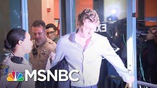 Former Stanford Swimmer Brock Turner Released From Prison | MSNBC
