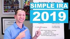 Simple IRA 2019
