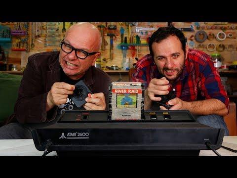 O que tem dentro de um Atari ft. Marcelo Tas