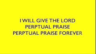 Perpetual Praise by LaRue Howard
