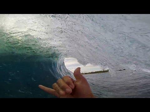 GoPro: Anthony Walsh - Tahiti 09.05.14 -...
