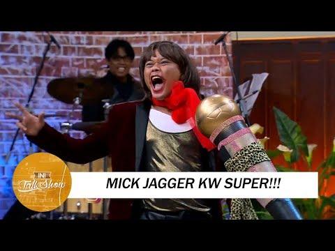 Mick Jagger KW yang Petjah Lucunya