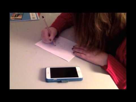 Sketching Rose Leslie