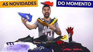 NOVIDADES DE 2020 -  AS NOVAS CHUTEIRAS DE SADIO MANÉ | GIVEAWAY DE 1 CAMISOLA DA JUVENTUS - CR7