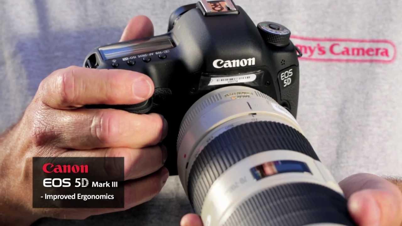 Canon EOS 5D Mark III Auto Focus Test