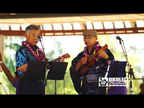 Ukulele Festival Hawaii 2017 - The Honorable Governor David Ige