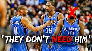 How the NBA 1st Reacted to OKC Trading James Harden