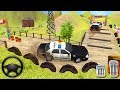 Offroad Police 3D Car Drive Adventure Simulator 2018 - Best Android Gameplay