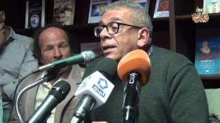 مؤتمر لكتاب ومثقفون للتضامن مع الكاتب أحمد ناجي والمطالبة بالإفراج عنه