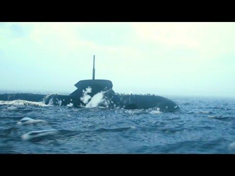Saab Kockums - A26 Stealth Modular Submarine [1080p]