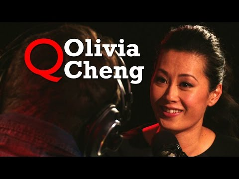 """Marco Polo"" star Olivia Cheng"
