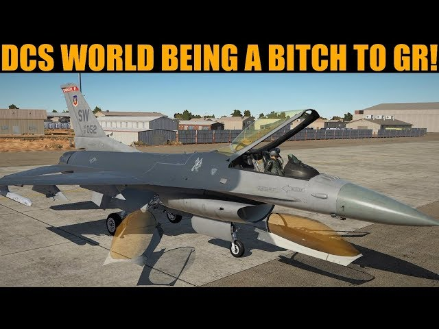 #DCS_AT_ITS_FINEST - We Just Wanted A Formation Landing! | DCS WORLD