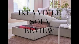 IKEA VIMLE SOFA REVIEW